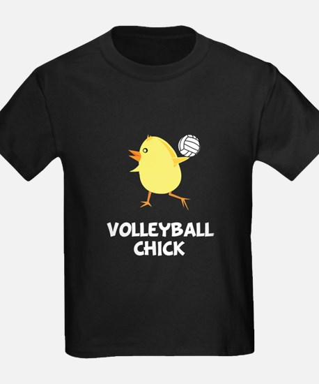 Volleyball Chick T