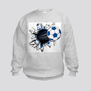 Extreme Soccer Kids Sweatshirt