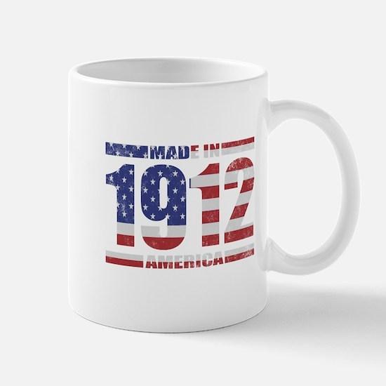 1912 Made In America Mug