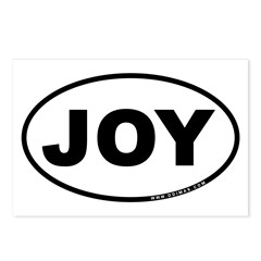 Joy Postcards (Package of 8)