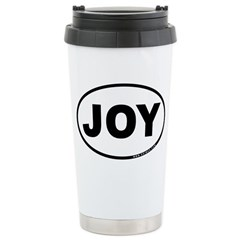 Joy Stainless Steel Travel Mug