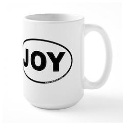 Joy Large Mug