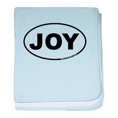 Joy baby blanket