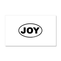 Joy Car Magnet 20 x 12