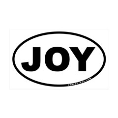Joy 38.5 x 24.5 Wall Peel