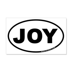 Joy 22x14 Wall Peel