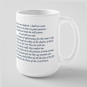 psalm23 Mugs