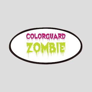 Colorguard Zombie Patches