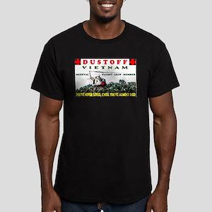 DUSTOFF Men's Fitted T-Shirt (dark)