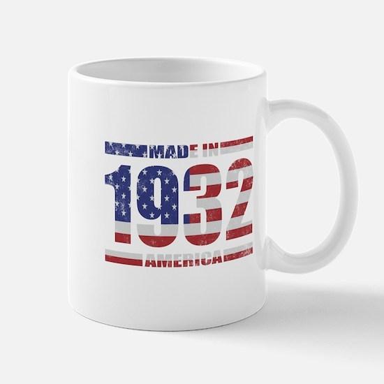 1932 Made In America Mug