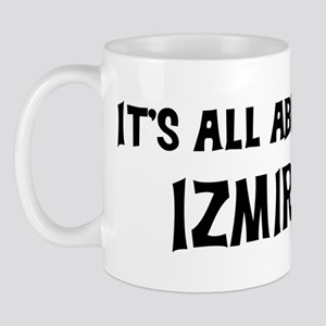 All about Izmir Mug