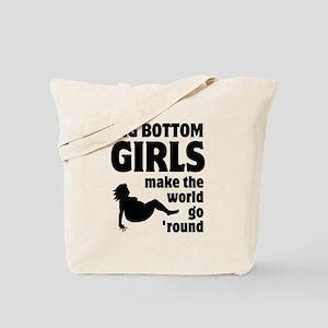 Big Bottom Girls Tote Bag