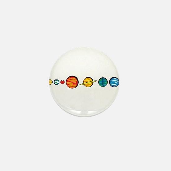 Pluto Who? Mini Button