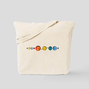 Pluto Who? Tote Bag
