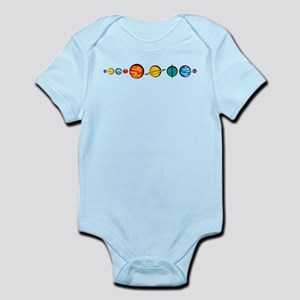 Pluto Who? Infant Bodysuit
