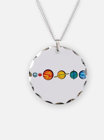 Pluto Who? Necklace