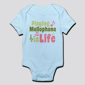 Mellophone is Life Infant Bodysuit