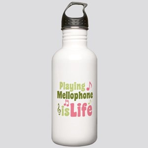 Mellophone is Life Stainless Water Bottle 1.0L