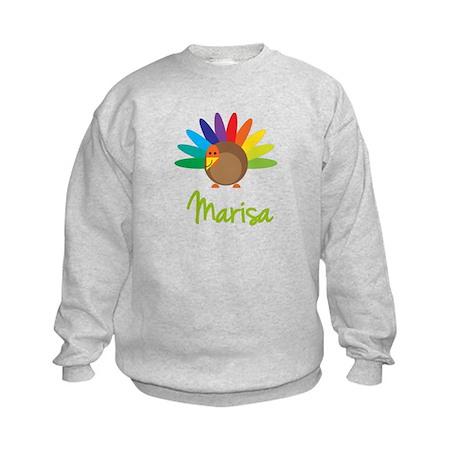 Marisa the Turkey Kids Sweatshirt