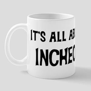 All about Incheon Mug