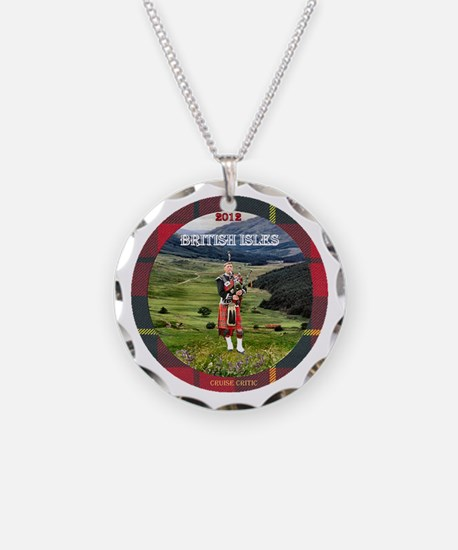 British Isles - Necklace