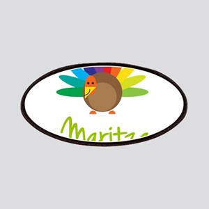 Maritza the Turkey Patches