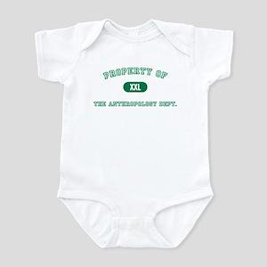 Anthropology Dept. Infant Creeper