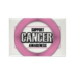 Cancer Awareness Rectangle Magnet (100 pack)