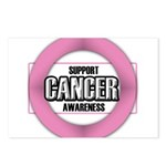 Cancer Awareness Postcards (Package of 8)