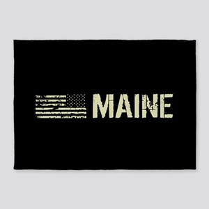Black Flag: Maine 5'x7'Area Rug