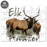 Elk Hunter Puzzle