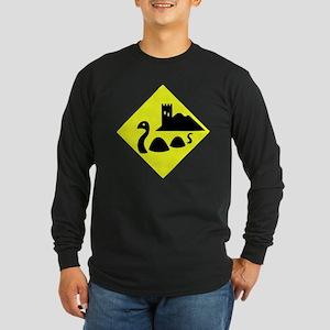 Nessie Long Sleeve Dark T-Shirt
