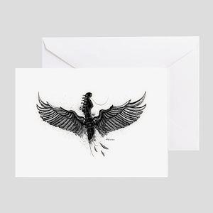 Musical Freedom Greeting Card