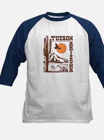 Tucson Arizona Kids Baseball Jersey