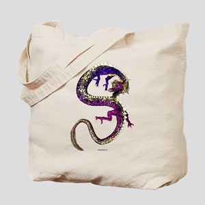 The Amethyst Dragon Tote Bag