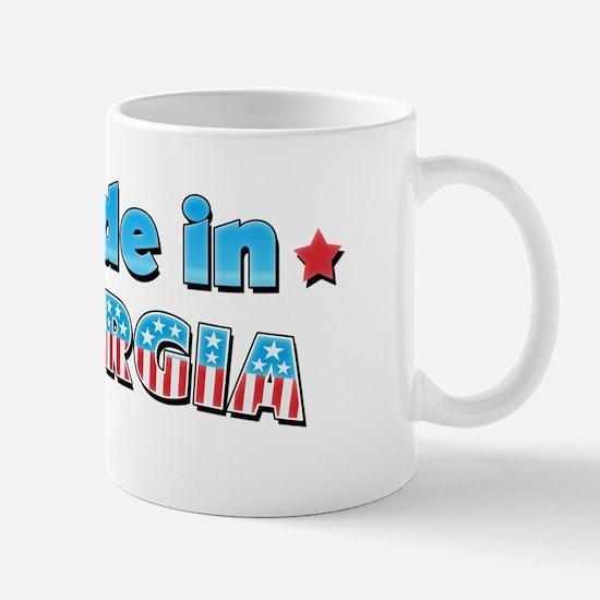 Made in Georgia Mug