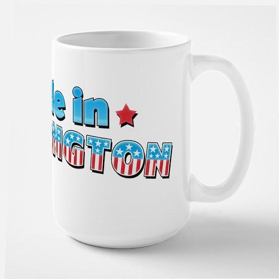 Made in Washington Large Mug
