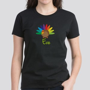 Eve the Turkey Women's Dark T-Shirt