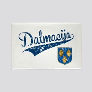 Dalmacija Rectangle Magnet