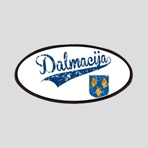 Dalmacija Patches