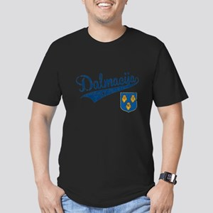 Dalmacija Men's Fitted T-Shirt (dark)