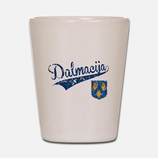 Dalmacija Shot Glass