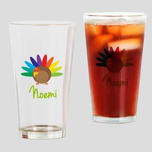 Noemi the Turkey Drinking Glass