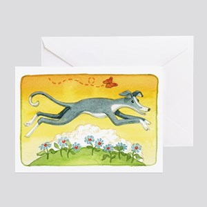 """SPRING"" Greeting Cards (Pk of 10)"