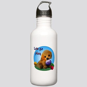 Puppy Play Stainless Water Bottle 1.0L