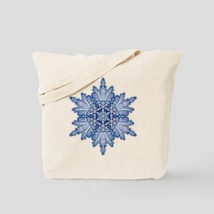 Snowflake 11 Tote Bag