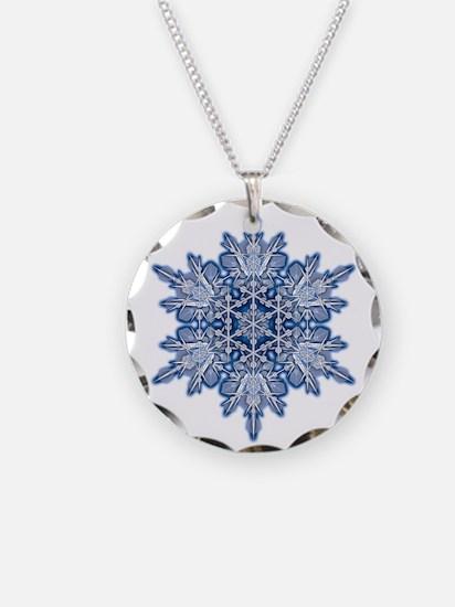 Snowflake 11 Necklace