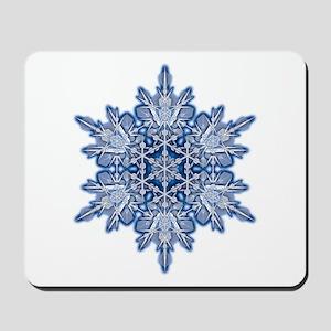 Snowflake 11 Mousepad
