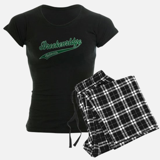 Breckenridge Tackle and Twill Pajamas