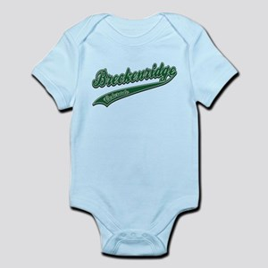 Breckenridge Tackle and Twill Infant Bodysuit